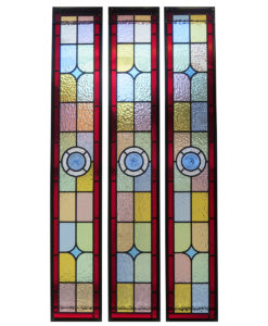 Bespoke stained glass panels