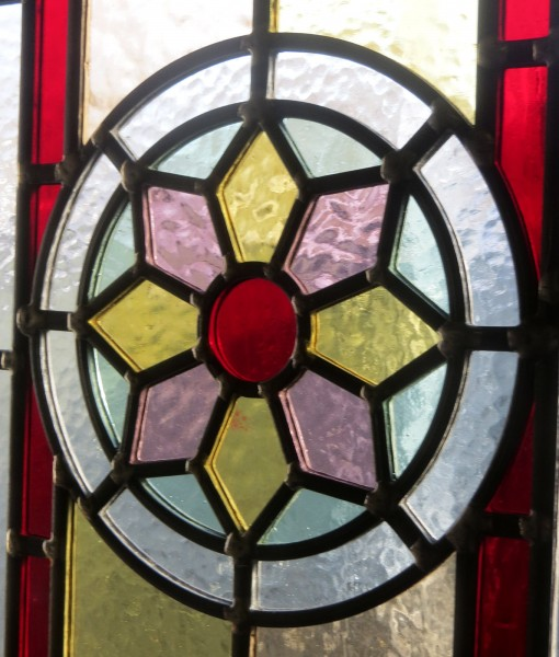 Intricate Stained Glass Panels