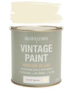 Vanille Paint Colour