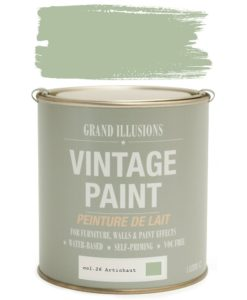 Artichaut Paint Colour