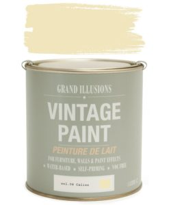 Calico Paint Colour