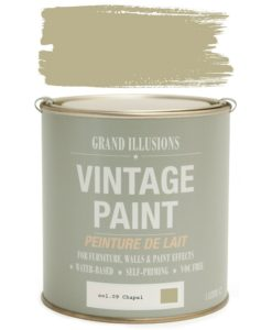 Chapel Paint Colour