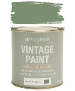 Charleston Paint Colour