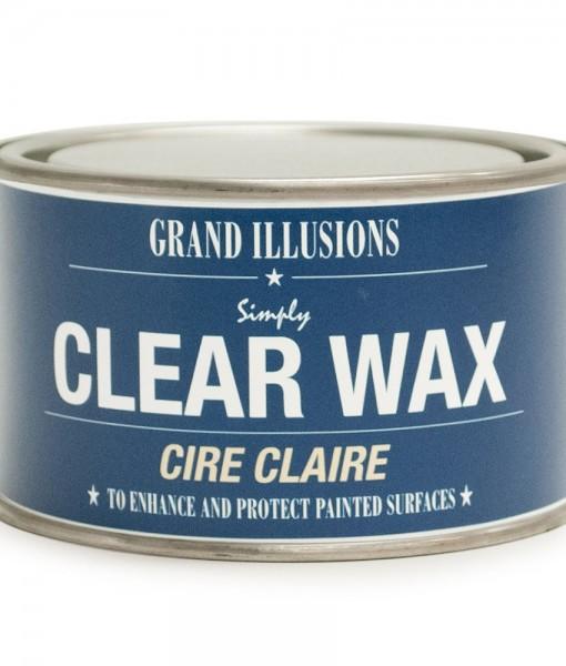 Clear Wax (400g)