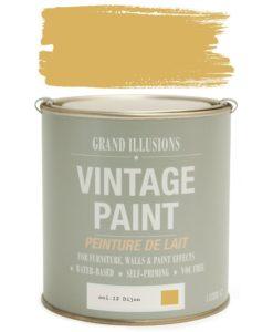 Dijon Paint Colour