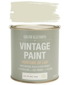 Earl Grey Paint Colour