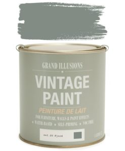Fjord Paint Colour