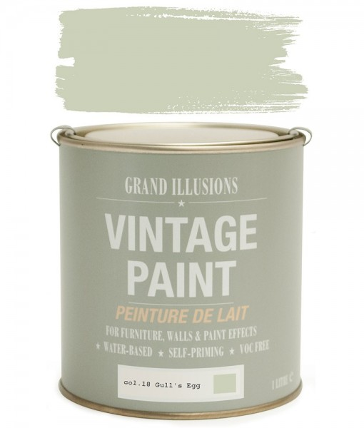 Gulls Egg Paint Colour