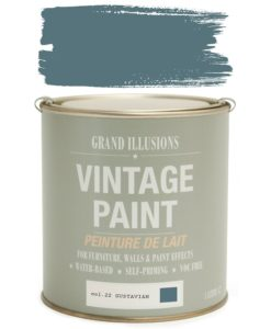 Gustavian Paint Colour