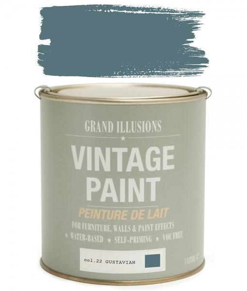 Gustavian Paint Colour