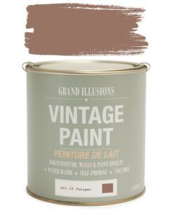 Juniper Paint Colour