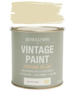 Linen Paint Colour