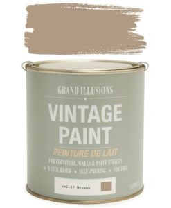 Mousse Paint Colour