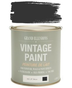 Noir Paint Colour