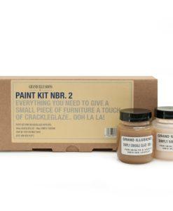 Paint Kit 2 - Crackleglaze