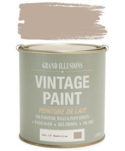 Pastille Paint Colour