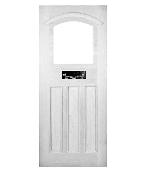 11 - 1930s Door Without Frieze (The Portman)