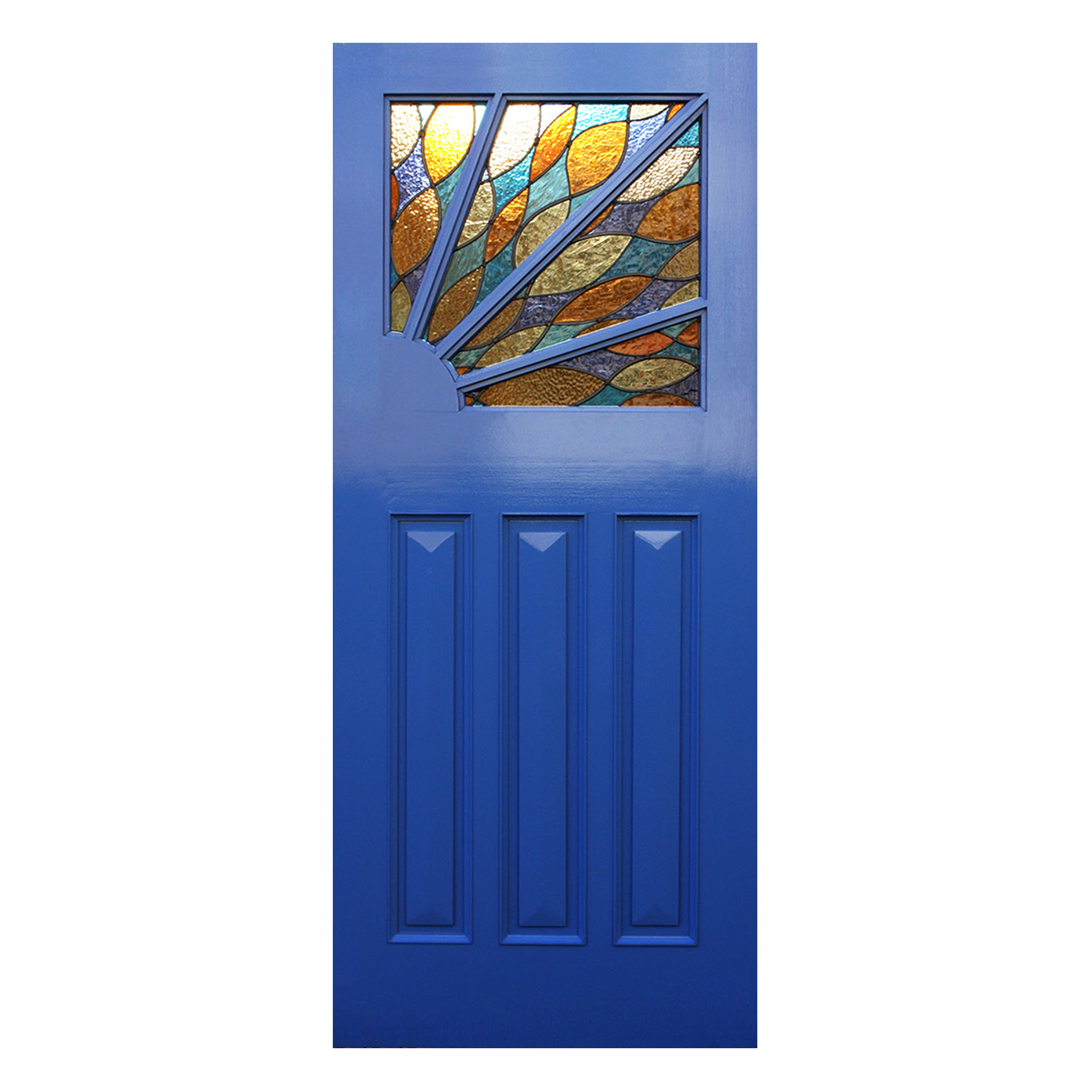 Sunburst Art Deco Door. The Sunrise  sc 1 st  Period Home Style & Sunburst Art Deco Door - Buy From Period Home Style