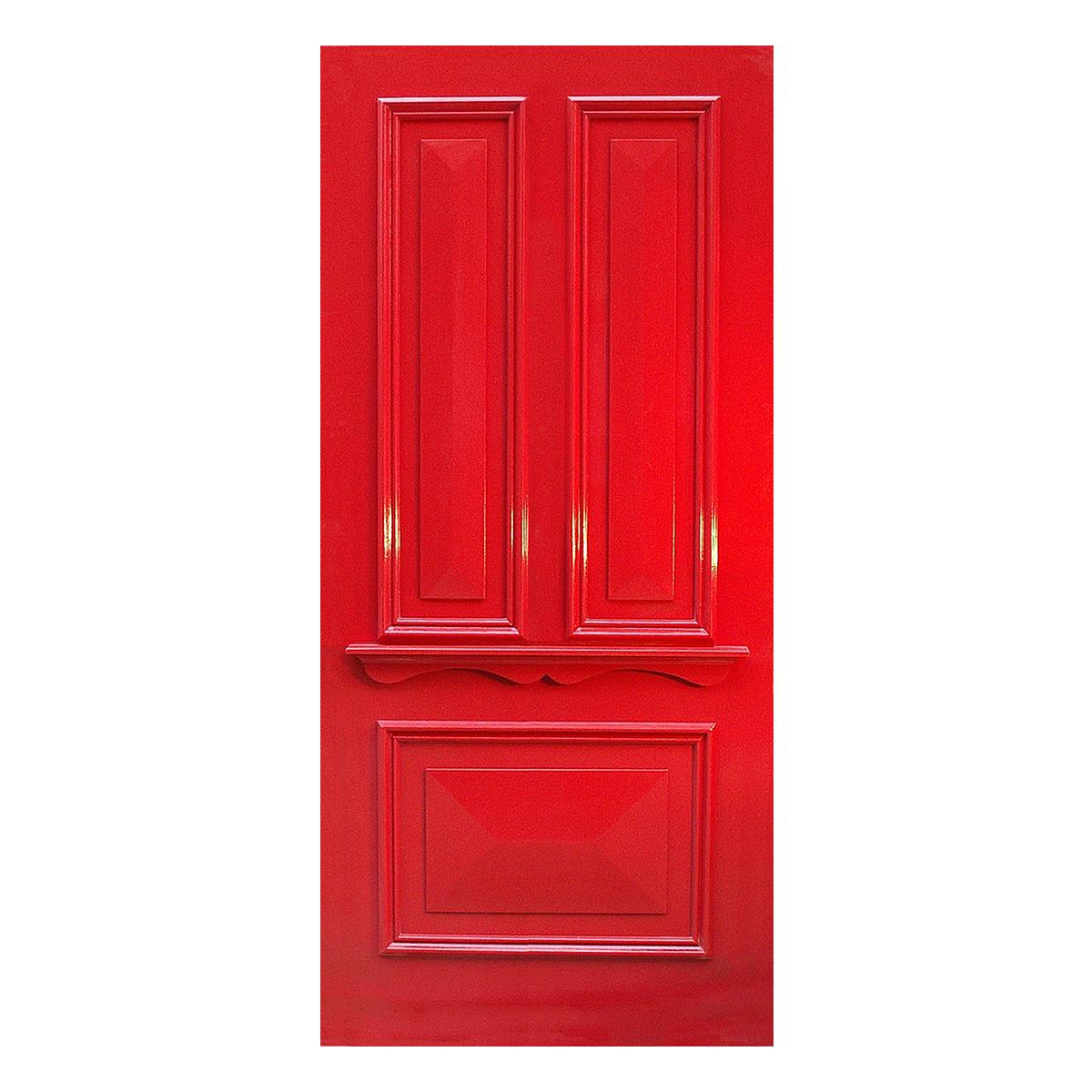 Bespoke three panel victorian door for sale hardwood for Victorian door styles