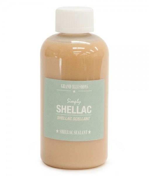 Shellac Sanding Sealer (250ml)