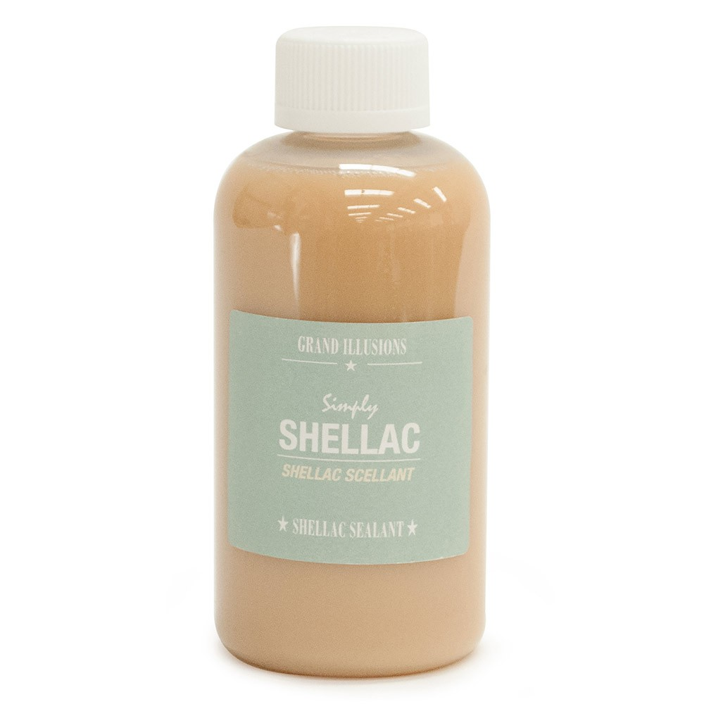 Shellac Sanding Sealer (250ml)- Buy From Period Home Style