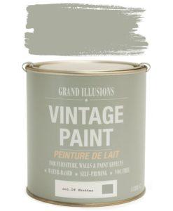 Shutter Paint Colour