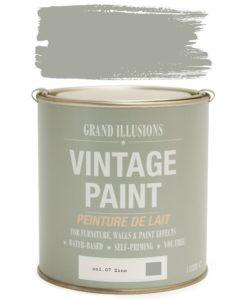 Zinc Paint Colour