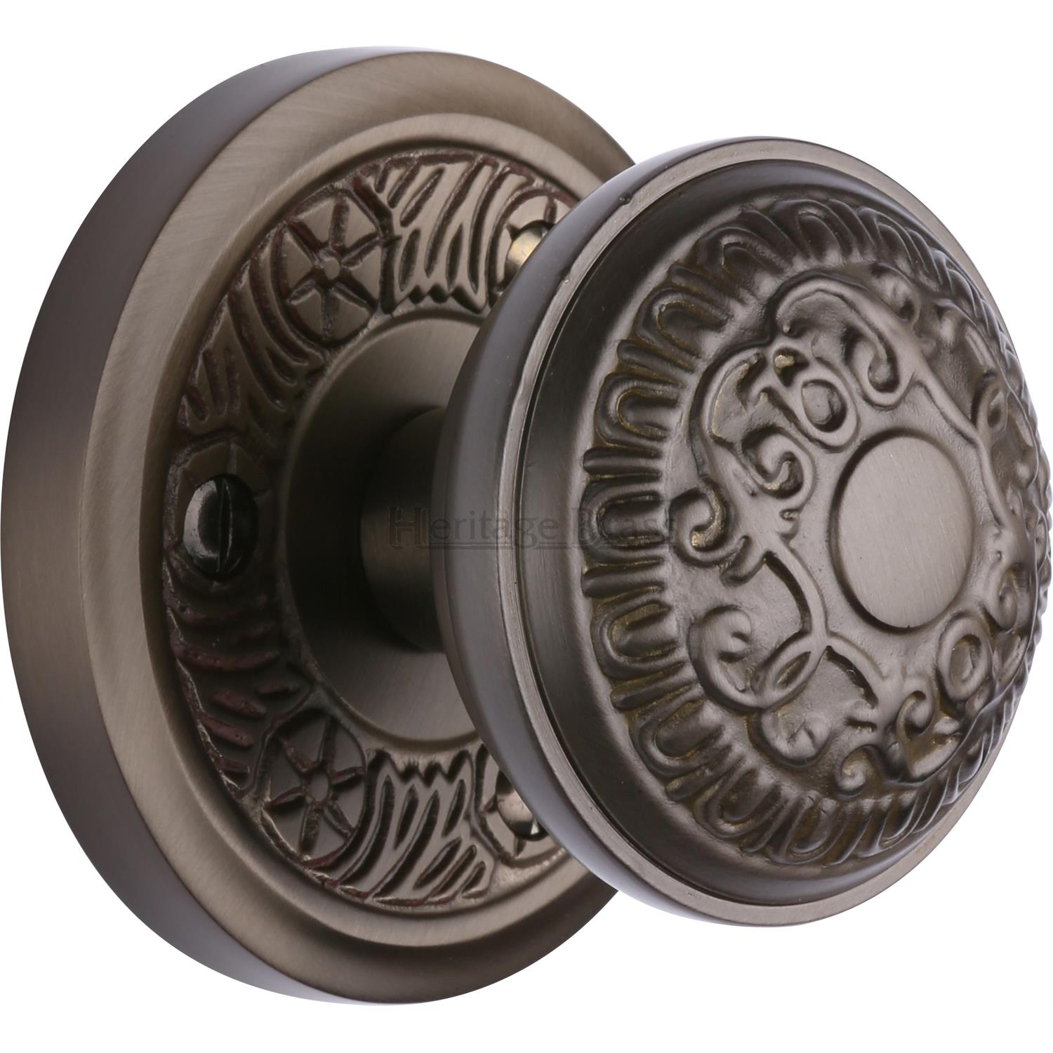Aydon Door Knob Mortice Multiple Finishes Period