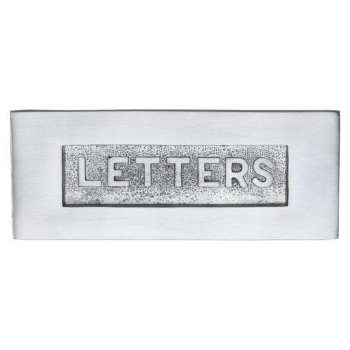 Embossed Letterplate