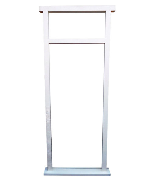 Standard Exterior Door Frame With Overhead