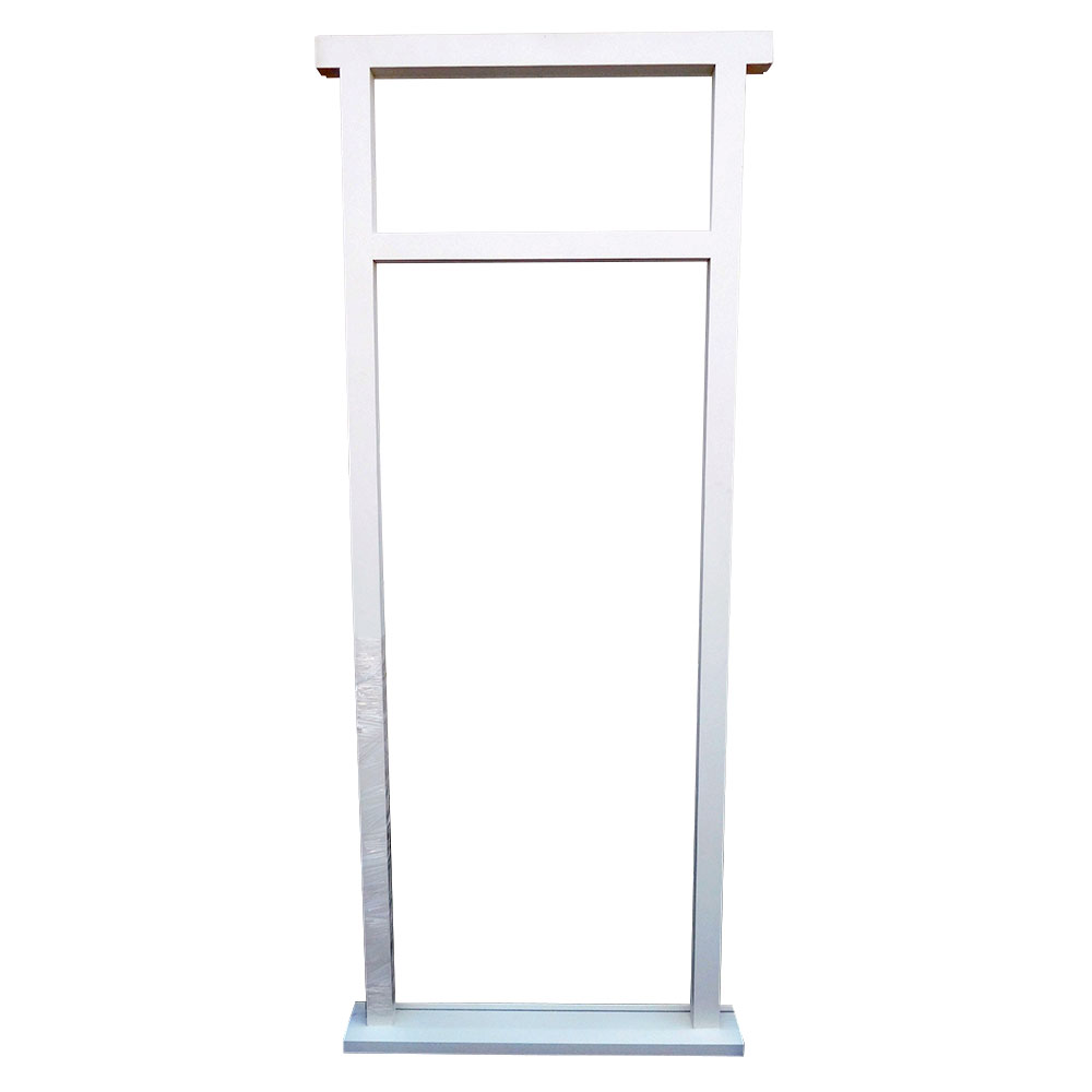 Standard Exterior Door Frame With Overhead
