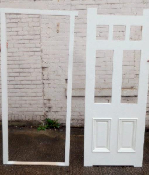 Standard Exterior Door Frame