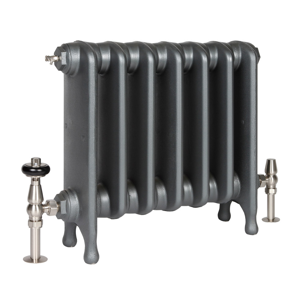 Eton cast iron radiator mm period home style