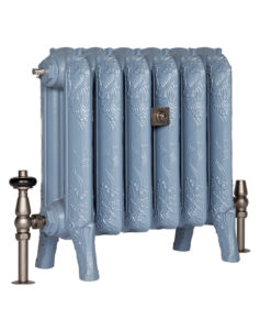 Ribbon Cast Iron Radiator (460mm)