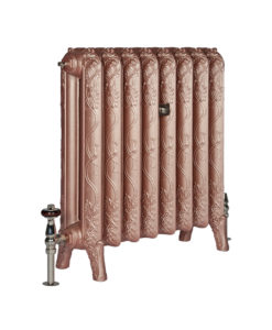 Castrads Ribbon Cast Iron Radiator (660mm)