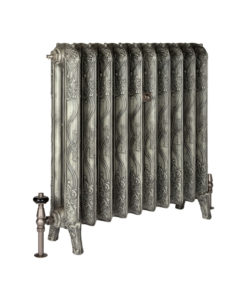 Castrads Ribbon Cast Iron Radiator (760mm)