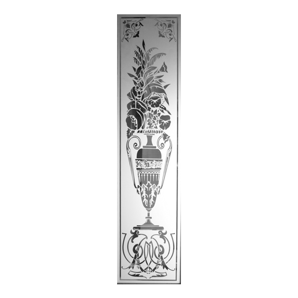 Victorian etched glass door panel from period home style victorian etched glass door panel eventelaan Images