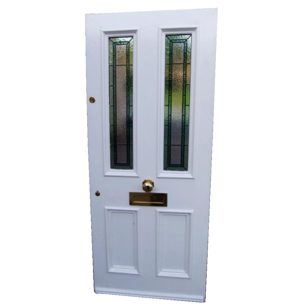 4 Panel Door : Traditional four panel door buy from period home style