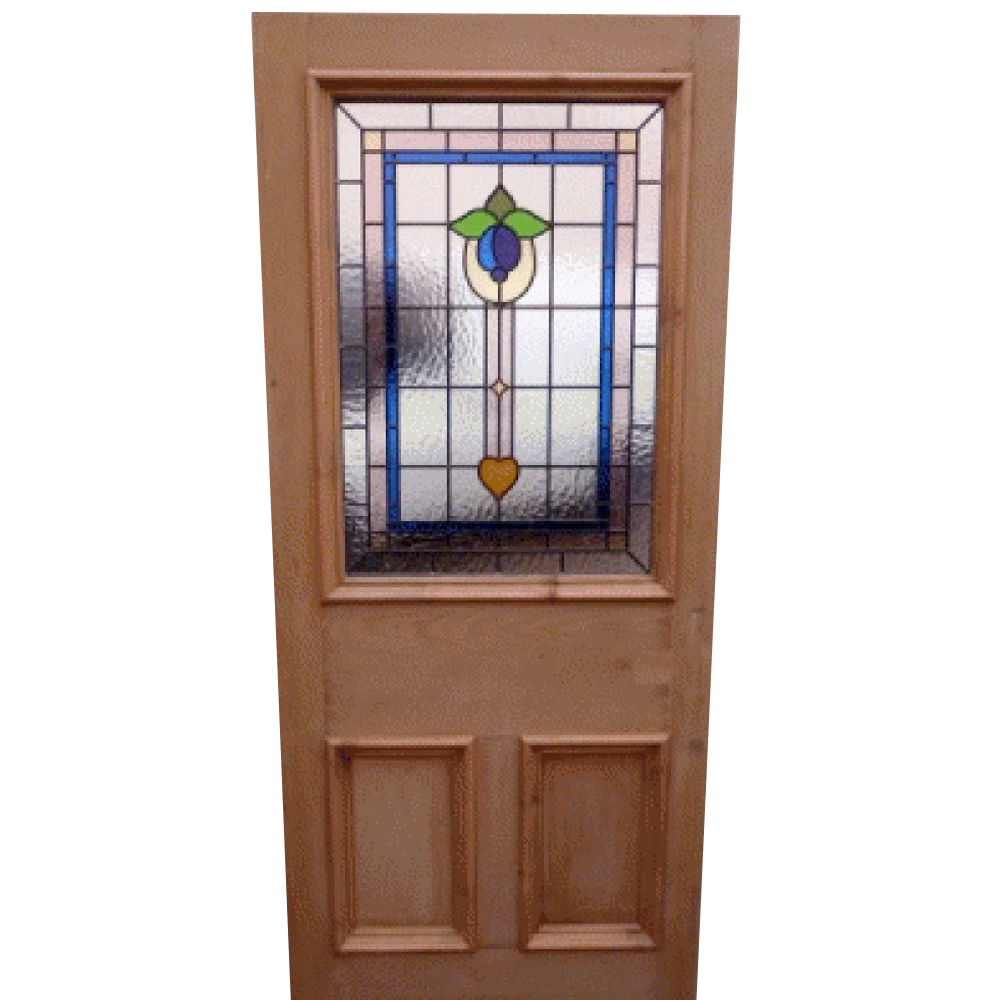Stained glass china cabinet doors cabinets matttroy for Homestyle kitchen doors
