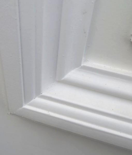 Arched 3 Panel Entrance Door