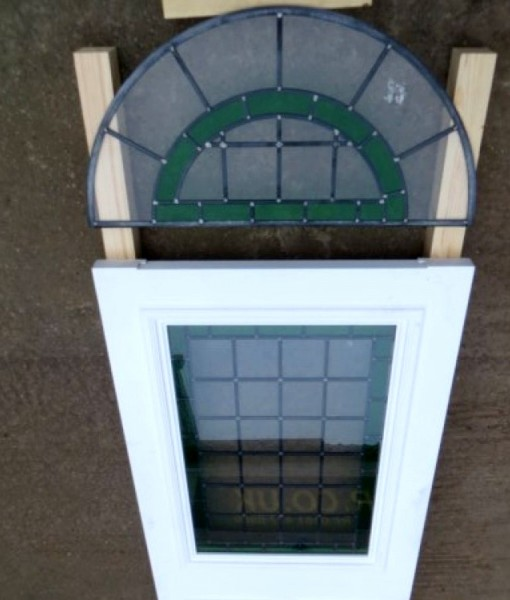 Traditional Oblong Door