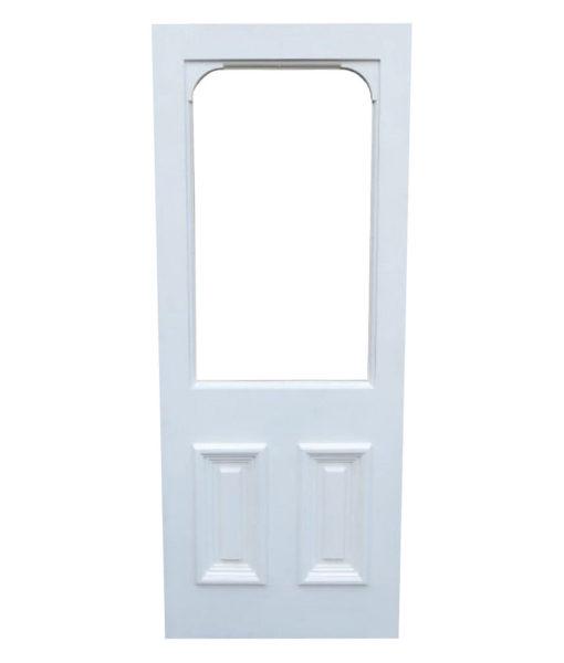Arched Three Panel Door