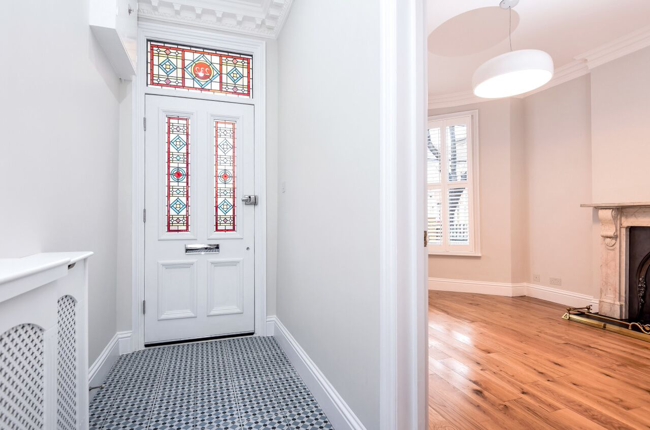 4 Panel Victorian Door - The Traditional