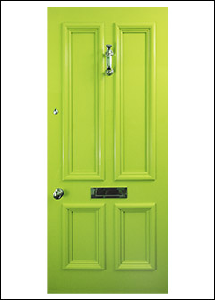 New Front Doors & Browse Period Doors - From Period Home Style