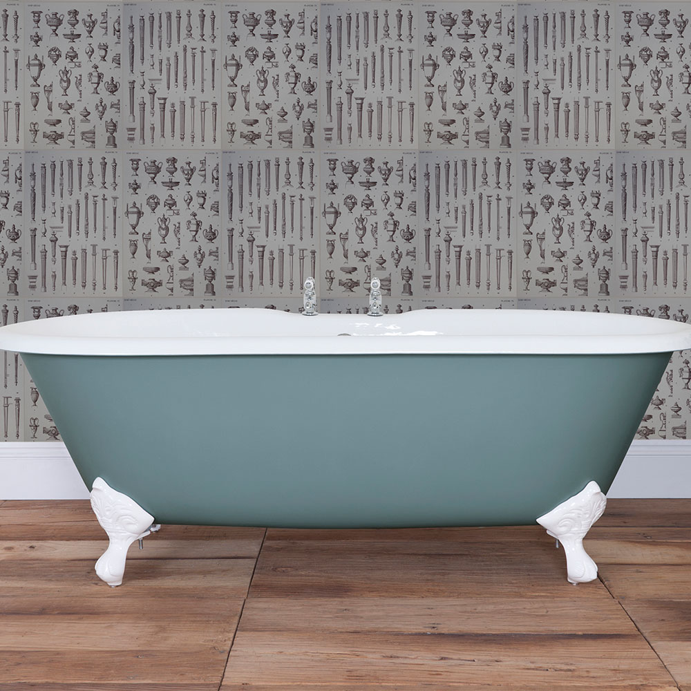 Bisley Cast Iron Bath - From Period Home Style