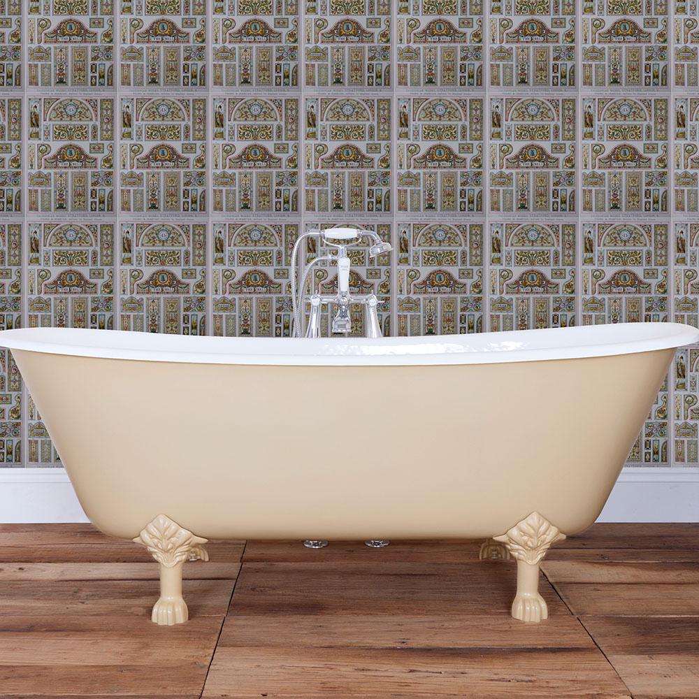 Berwick Cast Iron Bath - From Period Home Style