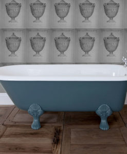 The Cambridge Cast Iron Bath