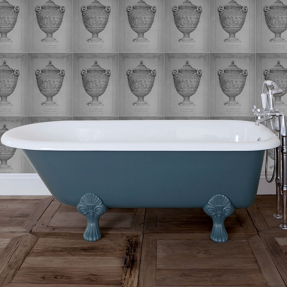 Cast Iron Baths - Low Prices & Lifetime Guarantee At Period Home Style