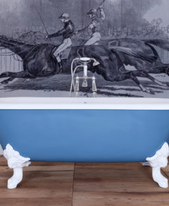 Cartmel Cast Iron Bath