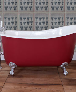 Lyon Cast Iron Bath